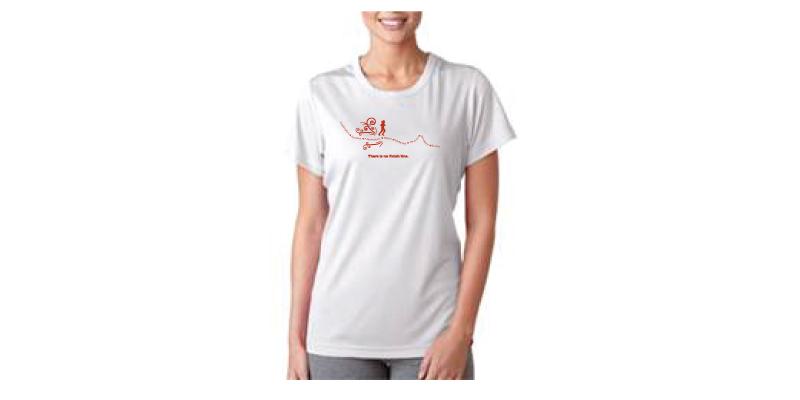 no finish line tshirt